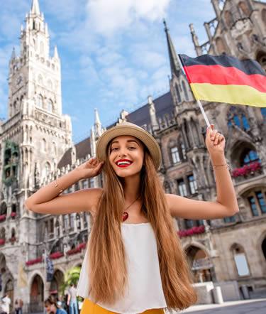 Tour a Luces de Alemania | Alemania en Español 2021-2022