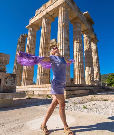 Tour a MELODIA | Grecia en Español 2021-2022