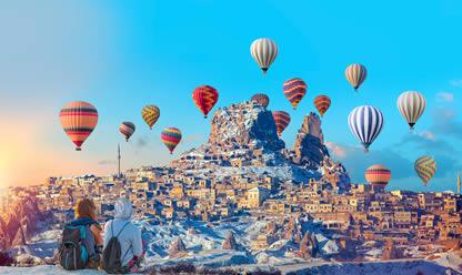 Super Oferta: Tour a DEL PASADO AL FUTURO SILVER | EMIRATOS ARABES, TURQUIA en Español 2021-2022
