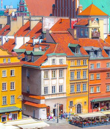Tour a De Varsovia a Praga +i | Polonia,  Alemania,  Republica Checa en Español 2021-2022