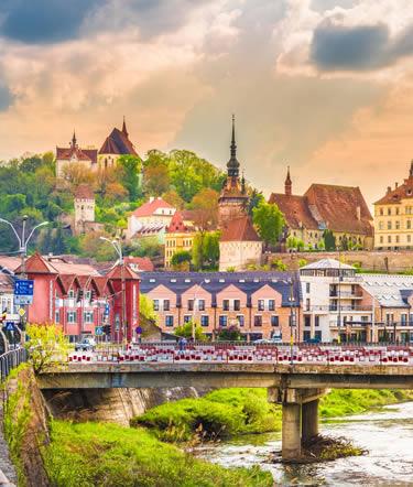 Tour a Colores de los Balcanes | Rumania,  Serbia ,  Bosnia-herzegovina,  Croacia en Español 2021-2022