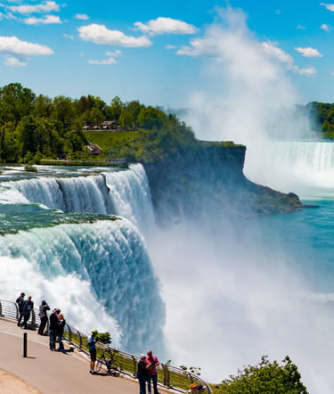 Tour a NY NIAGARA CHICAGO | USA en Español 2021-2022